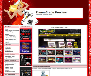 OnlineCasinoTemplate710