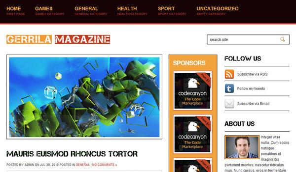 Gerrila Magazine