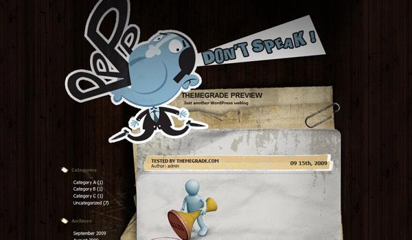 Dont Speak