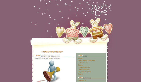 Rabbits Love