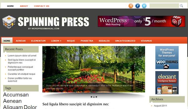 Spinningpress