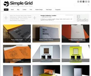 Simple Grid - responsive
