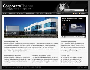 Preview Images for StudioPress Premium WordPress Themes