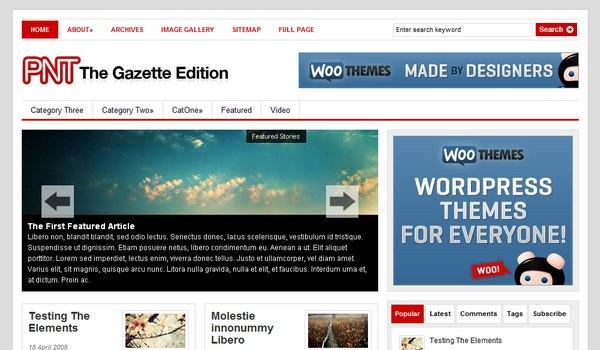 The Gazette Edition