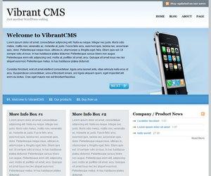 VibrantCMS