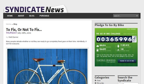 Syndicate News