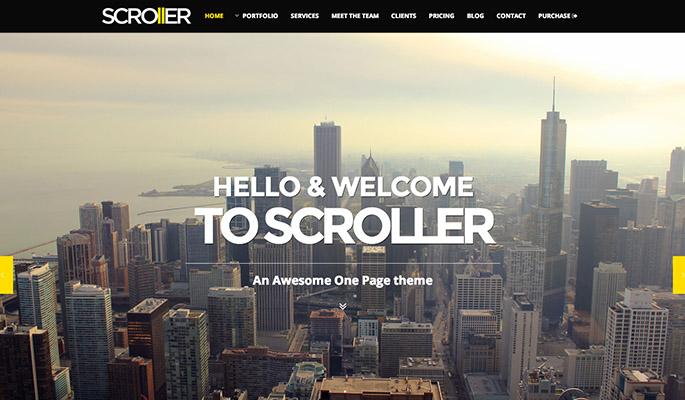 Scroller