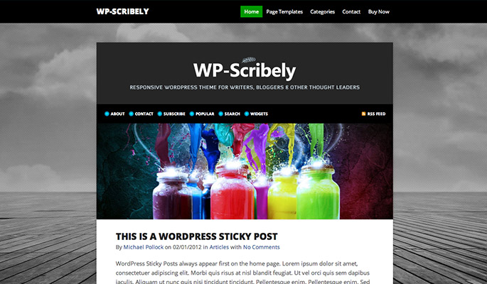 WP Scribely